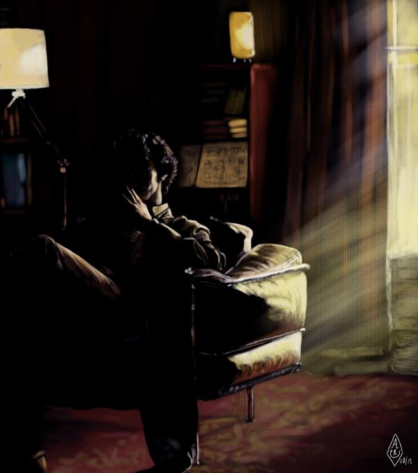 Benedict Cumberbatch by Bilou020285